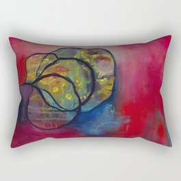 Blooming Present Rectangular Pillow