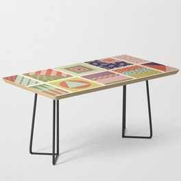 Patternz Coffee Table