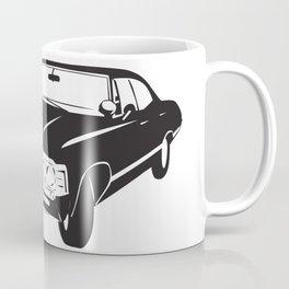 Supernatural Chevrolet Impala 67' Coffee Mug