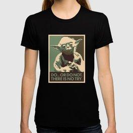 Yoda For President T-shirt