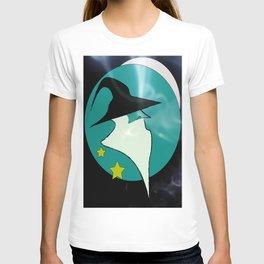 It's a Wizard World T-shirt