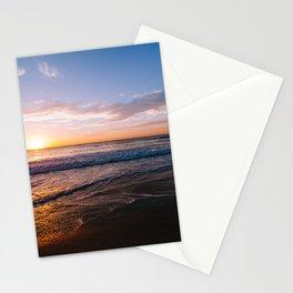 Sunset Surfers VI Stationery Cards