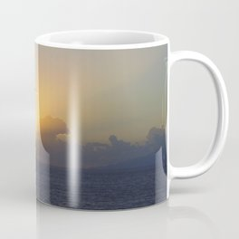 Sunset, Amalphi coast, Italy 2 Coffee Mug