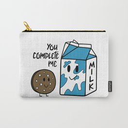You complete me! Carry-All Pouch