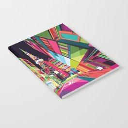Tokyo Street Notebook