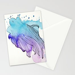 Ink Octopus Stationery Cards
