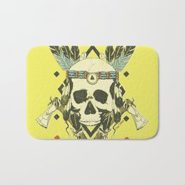 DEAD INJUN Bath Mat