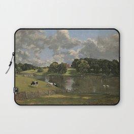 John Constable Wivenhoe Park, Essex 1816 Painting Laptop Sleeve