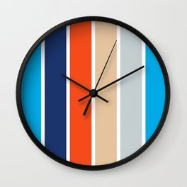 Married to the Sea Wall Clock