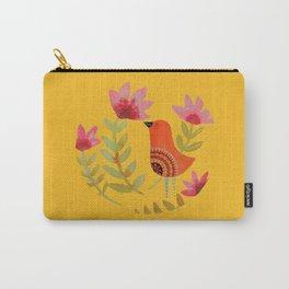 mandala bird Carry-All Pouch