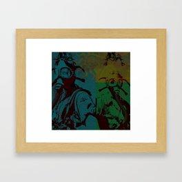 Intrepid Women Framed Art Print