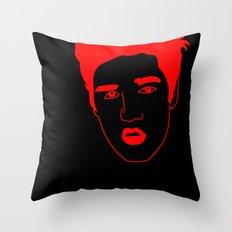 I __ Rock Throw Pillow