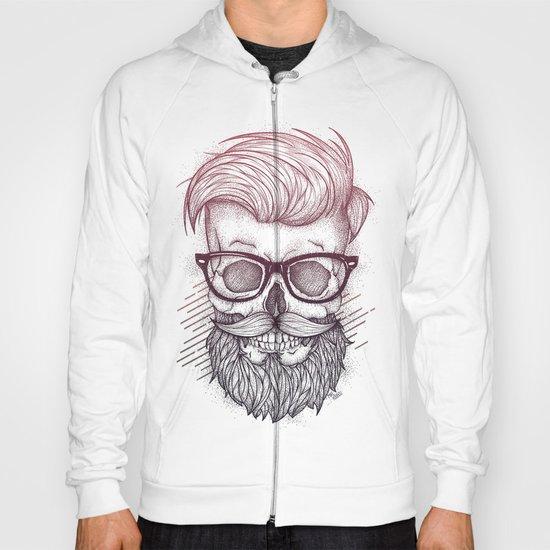 Hipster is Dead Hoody