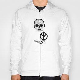 Love' skull -  a collaboration between Sam Guilhen and Gwenola de Muralt - Hoody