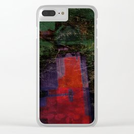 Philosopher & Fool - As Above, So Below Clear iPhone Case