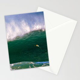 Windy Wave Stationery Cards