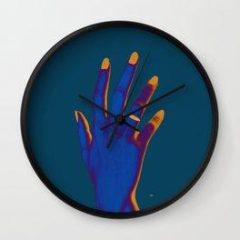 Meu precioso - Colorway 6 Wall Clock
