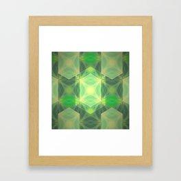 Gem light Framed Art Print