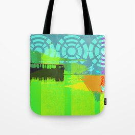 Boating experience Tote Bag