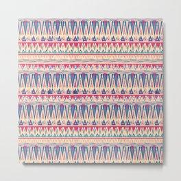 Pink Pines Metal Print
