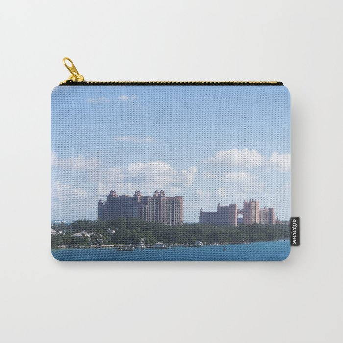 Bahamas Cruise Series 96 Carry-All Pouch