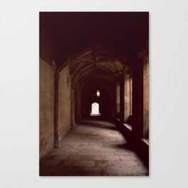 Oxford, England Canvas Print