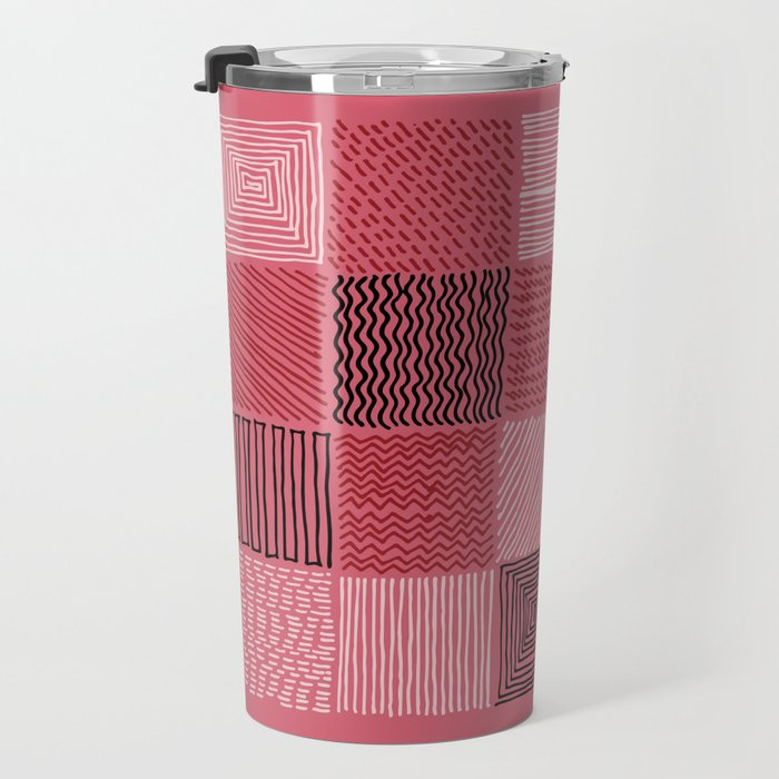 stitches Travel Mug