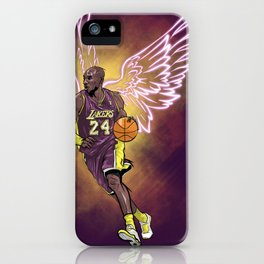 Mamba Forever iPhone Case