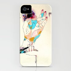 petals iPhone (4, 4s) Slim Case