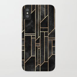 Black Skies iPhone Case