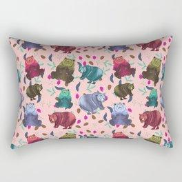 Tubby Bears Rectangular Pillow