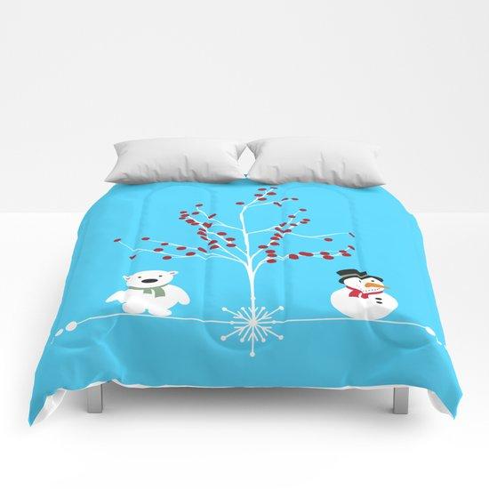 winterland Comforters