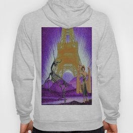 Ever dance with a skeleton? Hoody