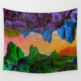 Garden of The Gods Multiverse Wall Tapestry