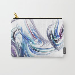 Colour Abstractions Carry-All Pouch