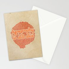 Typo is still alive Stationery Cards