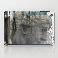grace iPad Cases featuring Grace by The Strange Days Of Gothicrow