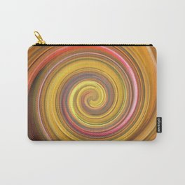 Swirls of digital paint Carry-All Pouch