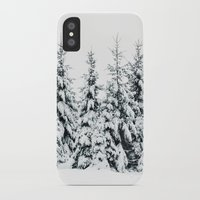 snow iPhone & iPod Cases featuring Snow Porn by Tordis Kayma