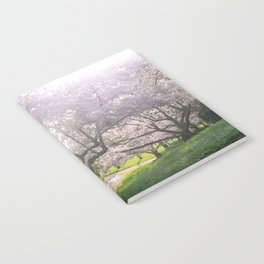 Spring cherry blossom Notebook