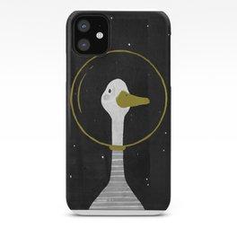 Space Goose iPhone Case