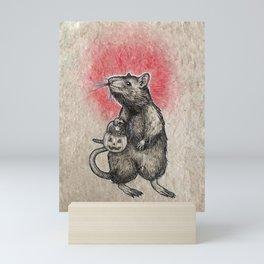 Trick or Treat Mini Art Print