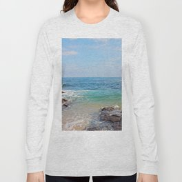 colors of the sea Long Sleeve T-shirt