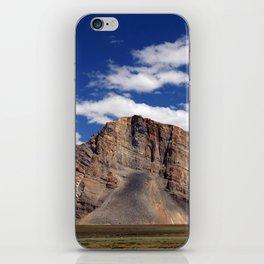 Scenery in Spiti Valley iPhone Skin