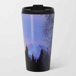 Chugach Mts Serenity Sunrise - I Travel Mug