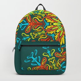 Gracias a la Vida (Turquoise Dark) Backpack