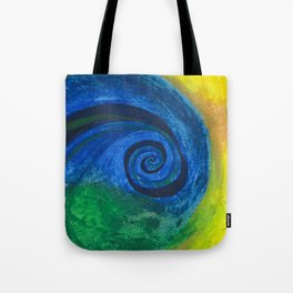 Abstract Poetic Tote Bag