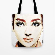 Don'T Cry Today! Tote Bag