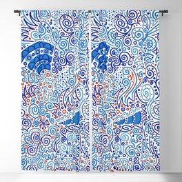Ka-doodle Doodle Dooooo! Blackout Curtain