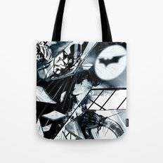 Glass is Broken Tote Bag